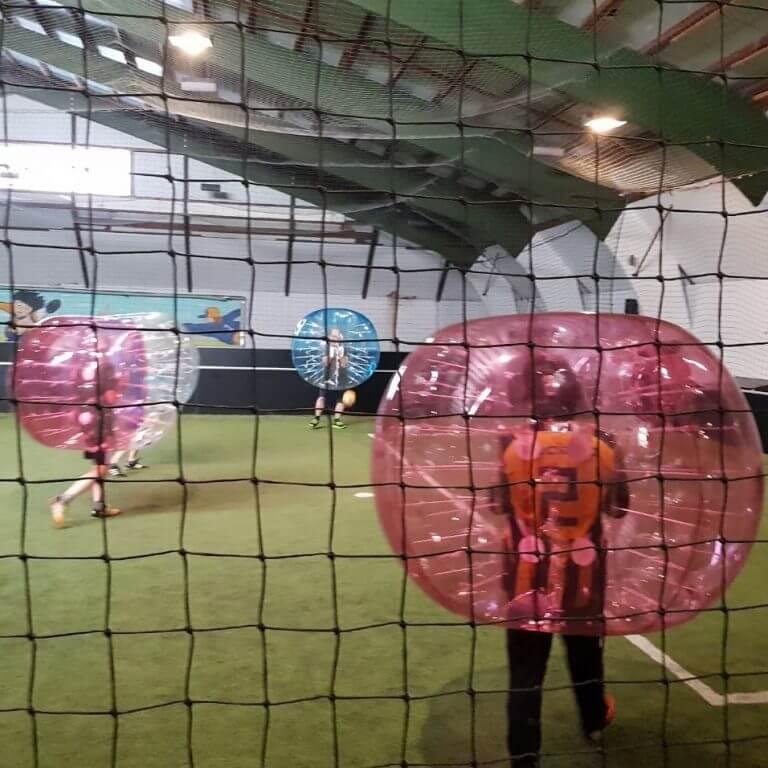 Azubievent_Bubble-Fussball
